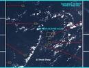 """Tàu sân bay Mỹ nghi bị 7 tàu Trung Quốc """"vây"""" trên Biển Đông"""
