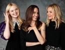 Angelina Jolie xinh đẹp tái xuất để quảng bá phim mới