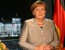 Thủ tướng Merkel gửi thông điệp năm mới: Đức sẽ đóng vai trò lớn hơn trên trường quốc tế