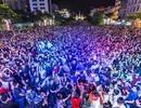 Sao Việt tưng bừng trong Lễ hội đón năm mới cùng 50 ngàn khán giả