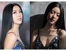 Á hậu 3 Hoa hậu Quốc tế Thuý Vân sexy với đầm hở ngực