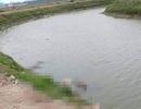 Phát hiện thi thể người đàn ông bị buộc chân trôi trên sông