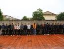 Triệt phá sới bạc liên tỉnh, bắt giữ 23 đối tượng đang sát phạt
