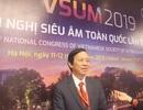 Siêu âm Y khoa Việt Nam: Phát triển và hội nhập