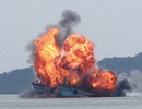 Indonesia tăng cường vũ khí thách thức tàu cá Trung Quốc trên Biển Đông