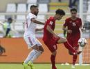 Những điều rút ra sau trận thua của tuyển Việt Nam trước Iran
