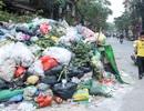 """Hà Nội: Khẩn trương tìm phương án """"giải cứu"""" rác"""