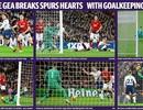 Nhìn lại màn trình diễn siêu hạng của De Gea ở trận gặp Tottenham