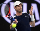 Australian Open: Murray thua sớm, Federer khởi đầu suôn sẻ