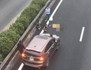Bị ô tô đâm tử vong khi đi bộ băng qua đường cao tốc Pháp Vân - Cầu Giẽ