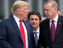 """Ông Trump dọa """"tàn phá"""" kinh tế Thổ Nhĩ Kỳ vì vấn đề Syria"""