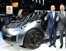 Chiêm ngưỡng mẫu xe đầu tiên của Trung Quốc thiết kế tại Mỹ