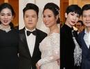 Cuối năm tất bật, dàn sao Việt vẫn dành thời gian đến dự đám cưới Lê Hiếu