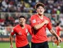 Hàn Quốc 2-0 Trung Quốc: Son Heung Min tỏa sáng