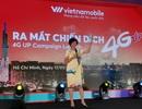 Vietnamobile chính thức ra mắt 4G, phủ sóng khắp miền Nam