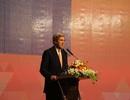 """Cựu Ngoại trưởng Mỹ John Kerry: Việt Nam không nên là """"tù nhân"""" của năng lượng than"""