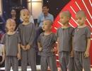 5 chú tiểu nhóm Bồng Lai phá kỷ lục, thi 10 vòng thắng 200 triệu đồng