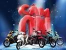 Mua xe máy Honda, hơn 3.300 khách hàng trúng thưởng nhận thêm xe cùng loại