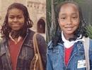 """Bé gái 8 tuổi """"hóa thành"""" cựu Đệ nhất phu nhân Mỹ Michelle Obama thời sinh viên"""