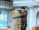 """Tự Long đóng """"bố thuê"""" của Xuân Bắc khiến khán giả cười chảy nước mắt"""