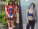 """Thiếu nữ Tiền Giang """"dậy thì thành công"""", giảm 42kg trong 1 năm rưỡi"""