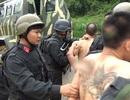 Dấu ấn Cảnh sát cơ động ở những cuộc chiến hiểm nguy