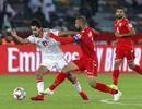 UAE hòa may mắn trước Bahrain ở trận ra quân Asian Cup