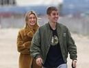 Justin Bieber hạnh phúc bên vợ siêu mẫu