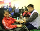 Hàng nghìn đoàn viên, thanh niên tham gia hiến máu tình nguyện tại Bắc Ninh