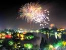 Bắn 360 giàn pháo hoa trong đêm Giao thừa mừng Xuân Kỷ Hợi