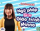 Học tiếng Nhật: Tổng hợp ngữ pháp bài 20 giáo trình Minna no Nihongo