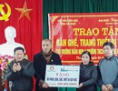 Hội Khuyến học Hà Nam trao tặng trang thiết bị dạy học cho 3 trường học