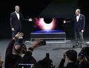 LG trình diễn TV màn hình cuộn đầu tiên trên thế giới