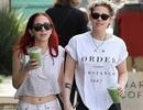 "Kristen Stewart ""chuẩn men"" bên bạn gái mới"