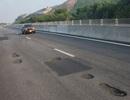 Cao tốc 34.000 tỷ đồng vừa thông xe đã hỏng: Đề nghị rút kinh nghiệm