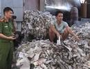 """Bắt quả tang công ty đốt lò bằng rác thải, """"bức tử"""" môi trường"""