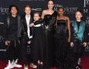 Angelina Jolie hạnh phúc đưa các con dự công chiếu phim mới