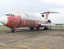 """Cục Hàng không tiếp nhận đề nghị """"đổi bánh, kẹo lấy máy bay"""" Boeing 727 tại Nội Bài"""