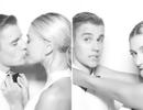 """Justin Bieber hôn môi """"bà xã"""" Hailey Baldwin say đắm trong hôn lễ thế kỷ"""