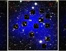 Tìm ra cụm thiên hà lâu đời nhất từng thấy