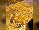 Video quan chức Trung Quốc giấu 13,5 tấn vàng tại tầng hầm bí mật