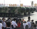 Trung Quốc đe dọa sức mạnh quân sự Mỹ