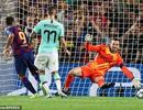 Barcelona 2-1 Inter Milan: Cú đúp của Luis Suarez