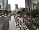 """Hà Nội đón """"mưa vàng"""" sau chuỗi ngày nắng rát và ô nhiễm không khí nặng nề"""