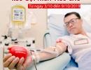 Viện Huyết học – Truyền máu Trung ương kêu gọi hiến tiểu cầu vì người bệnh