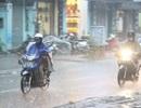 Bắc Bộ và Bắc Trung Bộ mưa to, có nơi mưa rất to