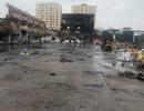 Hình ảnh bên trong Công ty Rạng Đông sau khi dọn sạch hàng nghìn tấn phế liệu
