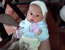 Tìm người thân cho bé trai 1 tháng tuổi bị bỏ rơi tại chùa Bồ