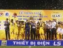 TPHCM chính thức nâng cúp tại giải bóng đá nữ vô địch quốc gia 2019