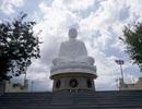 Độc đáo ngôi chùa có tượng Phật ngoài trời lớn nhất Việt Nam